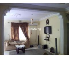Tastefully furnished 3 Bedroom Flat At Wuse Zone 6 - Sale Now - Image 2