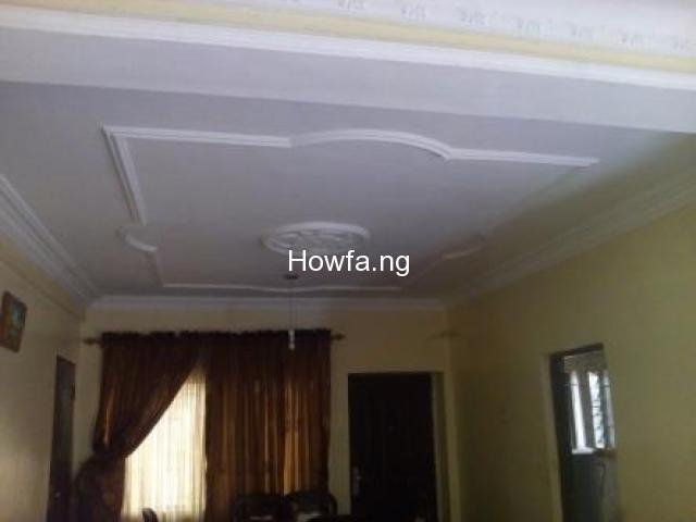 Tastefully furnished 3 Bedroom Flat At Wuse Zone 6 - Sale Now - 3