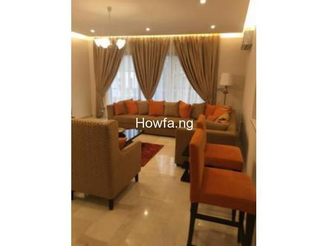 New Built - 4 bedroom serviced / Furnished Apartment with BQ For Sale - Offer - 3