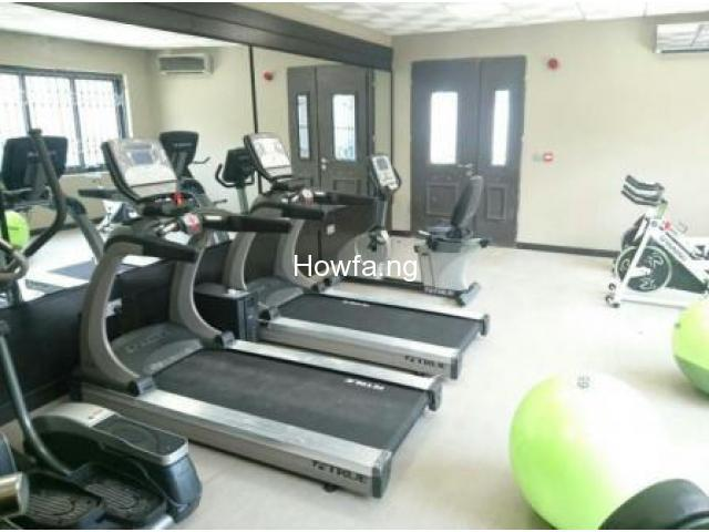 New Built - 4 bedroom serviced / Furnished Apartment with BQ For Sale - Offer - 4