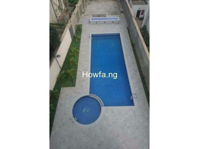 New Built - 4 bedroom serviced / Furnished Apartment with BQ For Sale - Offer - 9