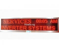 Digital Displays For Sale - Excellent - Image 2