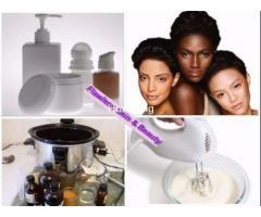 Skin Beauty - Organic Production, Mixed Production & Pro Mixing