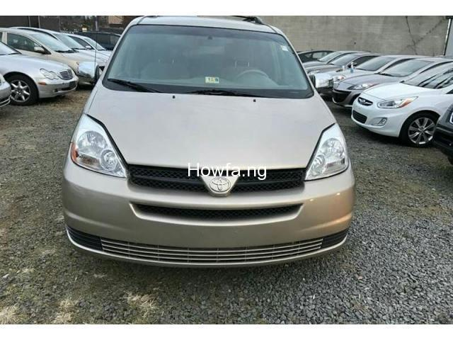 2005 Toyota Sienna for sale - 1