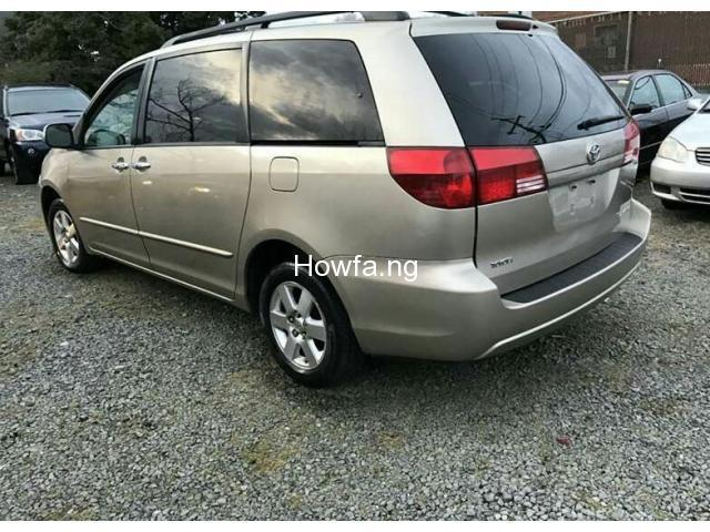 2005 Toyota Sienna for sale - 2