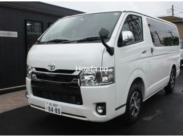 Used Toyota Hiace Bus for sale - 1