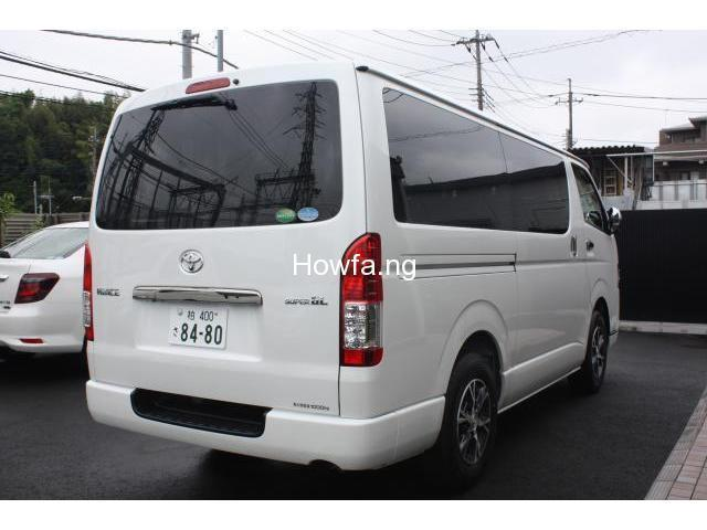Used Toyota Hiace Bus for sale - 2