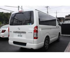 Used Toyota Hiace Bus for sale - Image 2
