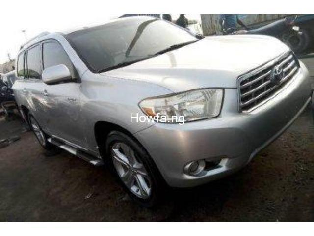 Toyota Highlander for sale - 1