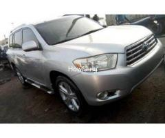Toyota Highlander for sale - Image 1