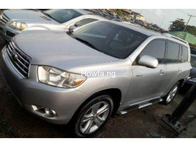 Toyota Highlander for sale - 6