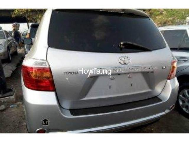 Toyota Highlander for sale - 7