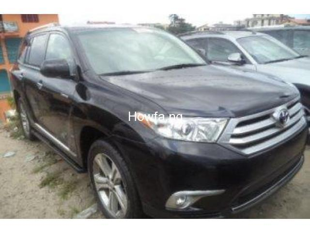 2014 Used Toyota Highlander for sale - 1