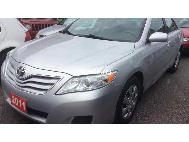 2011 Used Toyota Camry for sale - 7