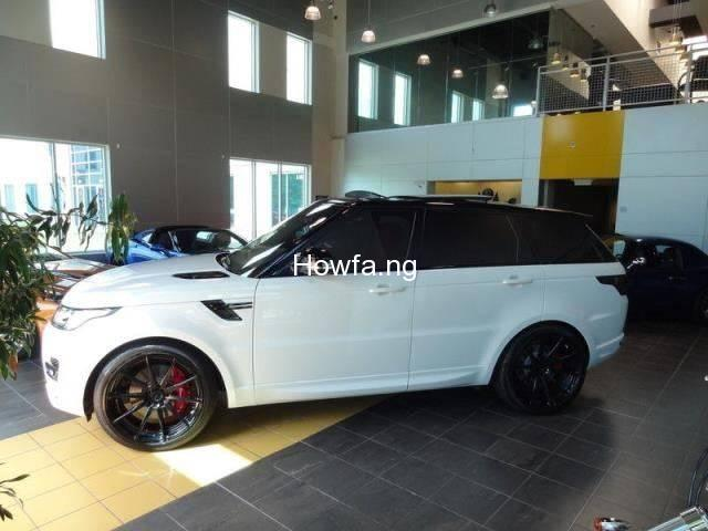 2016 Range Rover Sport for sale - 1