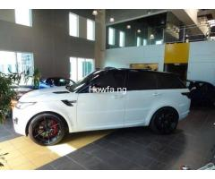 2016 Range Rover Sport for sale