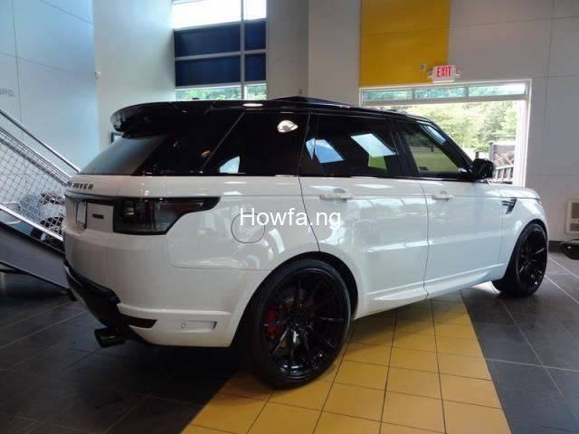 2016 Range Rover Sport for sale - 2