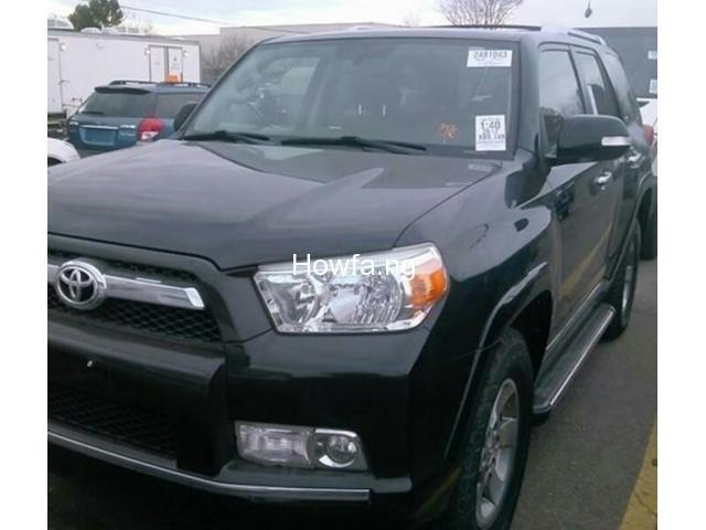 2014 Used Toyota 4Runner for sale - 1