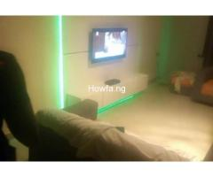 Lightening - Floating TV Console With Lightening - Image 2