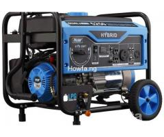 Gasoline Generator Set - Honda 5 KVA - for Sale