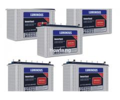 For Sell - Installation of 220Ah/12V Tubular Inverter Batteries…