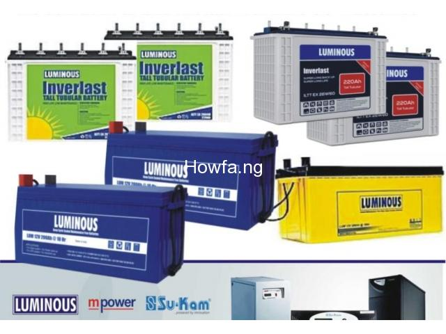 For Sell - Installation of 220Ah/12V Tubular Inverter Batteries… - 2