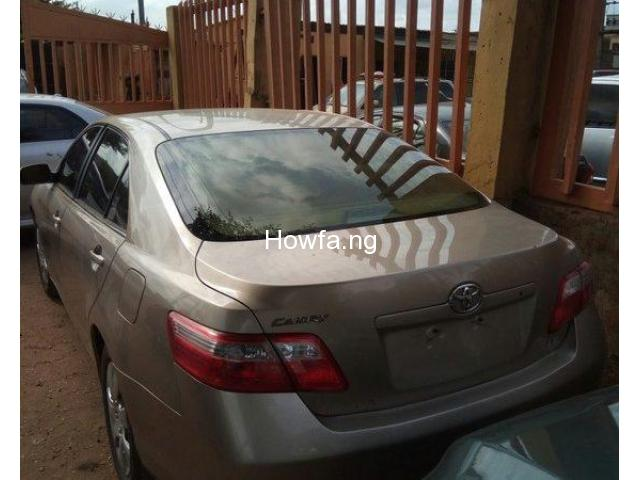 Toyota Camry for Sale  -  Best Price & Condition - 4