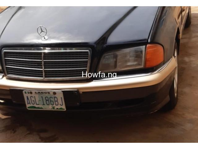 Mercedes-Benz Sharp C Class 1999  For Sale Because Of Urgent Need Of Cash To Settle Bills - 1