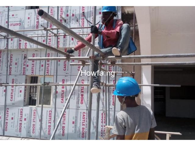 Scaffolding Rentals Available - Lagos - 1