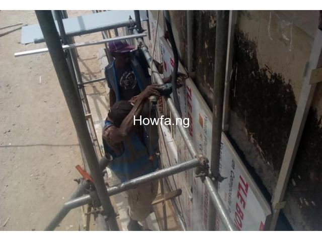 Scaffolding Rentals Available - Lagos - 2