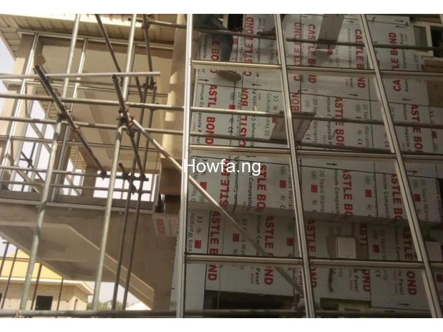 Scaffolding Rentals Available - Lagos - 3