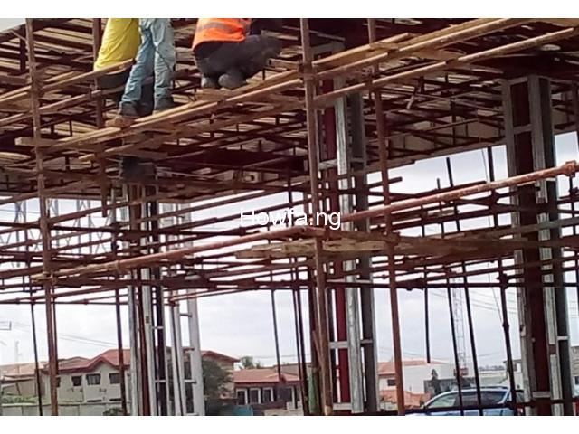 Scaffolding Rentals Available - Lagos - 4