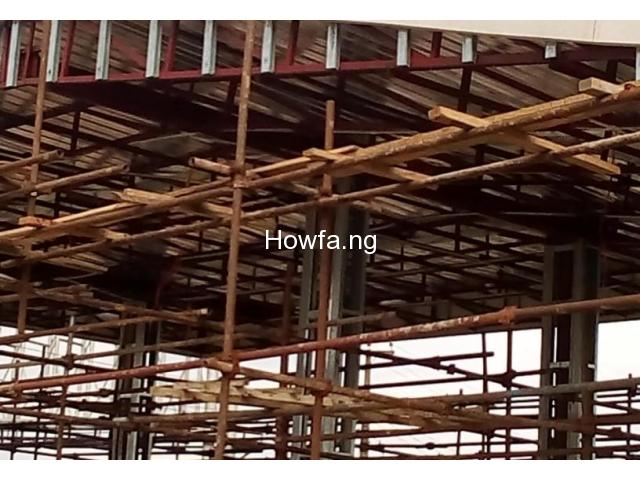 Scaffolding Rentals Available - Lagos - 5