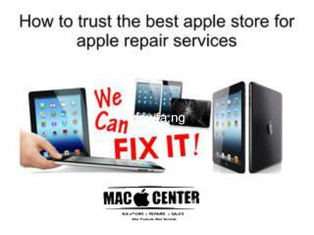 Apple Repair Service Center In Nigeria - 1