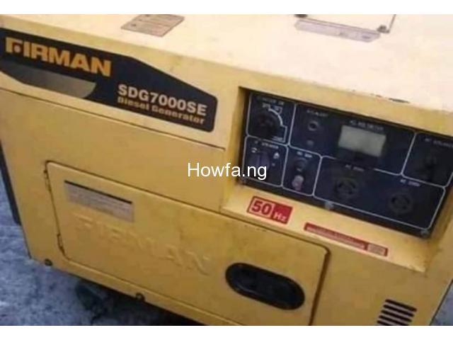 Top Man -  Generators Repairing - 1