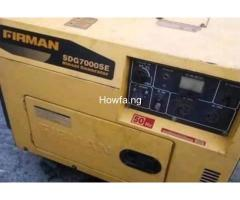 Top Man -  Generators Repairing