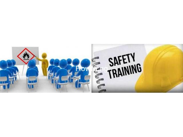HSE Level-1,2&3 Course: HEALTH,SAFETY & ENVIRONMENT Training - 9