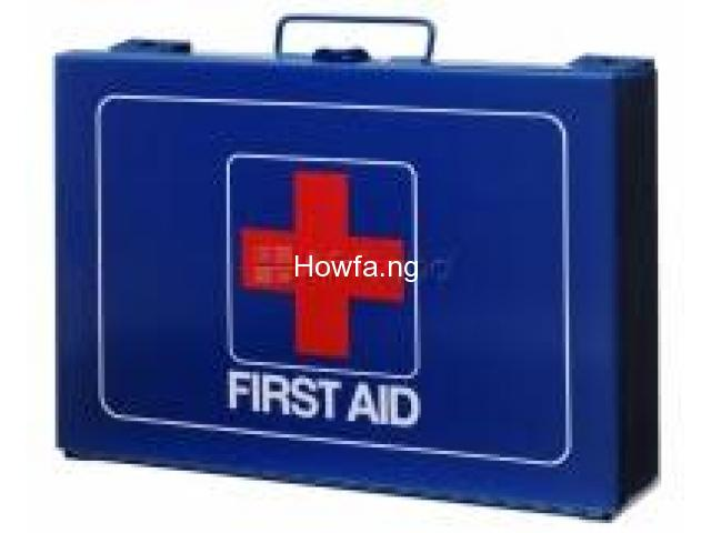 BASIC FIRST-AID (BFA), BASIC LIFE SUPPORT (BLS) & CPR COURSE/TRAINING - 7