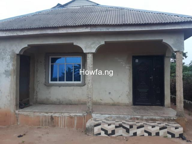 Bungalow for sale in Ota by Winner Chapel for just N7M - 1