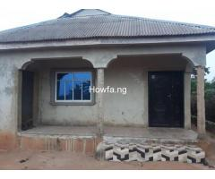 Bungalow for sale in Ota by Winner Chapel for just N7M - Image 1