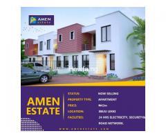 Amen Estate Phase ll,  Ibeju Lekki Lagos