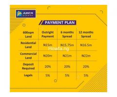 Amen Estate Phase ll,  Ibeju Lekki Lagos - Image 2