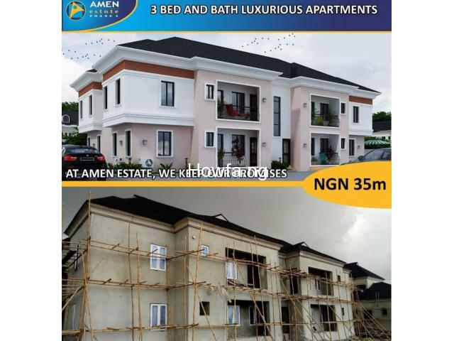 Amen Estate Phase ll,  Ibeju Lekki Lagos - 3