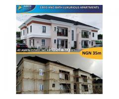 Amen Estate Phase ll,  Ibeju Lekki Lagos - Image 3