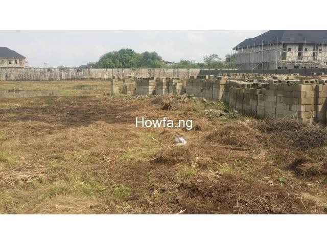 Hottest Land Deal in Sangotedo Ajah - 2