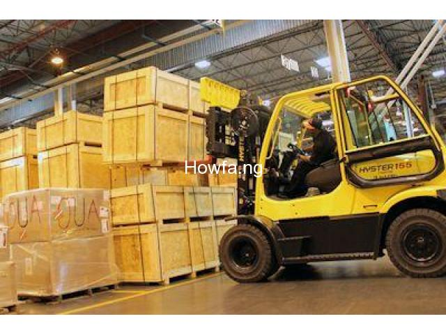FORKLIFT COMPETENCY TRAINING - 1