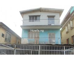 2 Storey Building of 3 bedroom flat each for sale at Surulere - Image 2