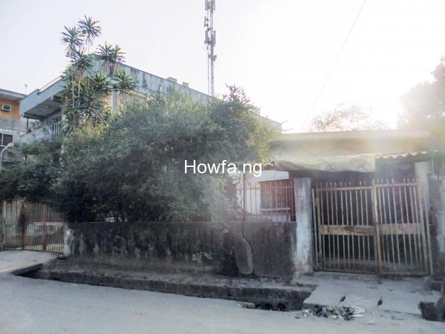 A Bungalow for Sale at Surulere Lagos - 1
