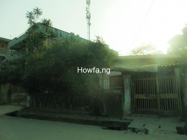 A Bungalow for Sale at Surulere Lagos - 3