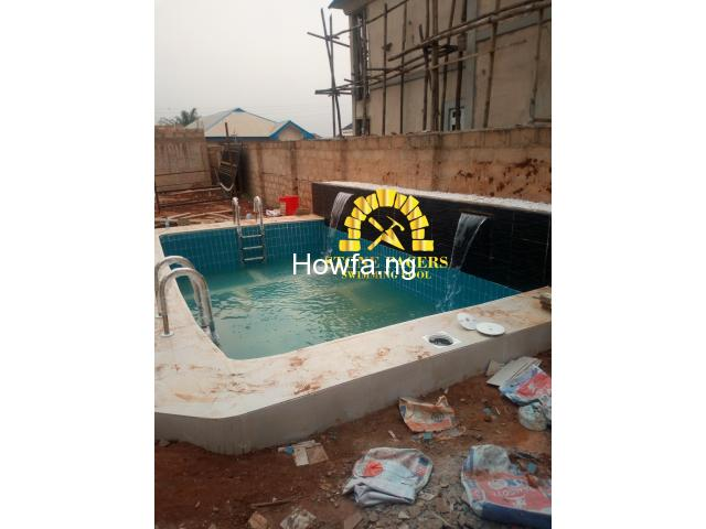 Swimming pool construction - 1